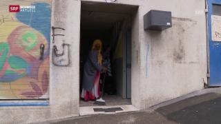 Video «Zürich bereit für möglichen Flüchtlingsansturm » abspielen