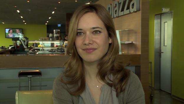 Video «Sara Hildebrand verlässt «g&g»» abspielen