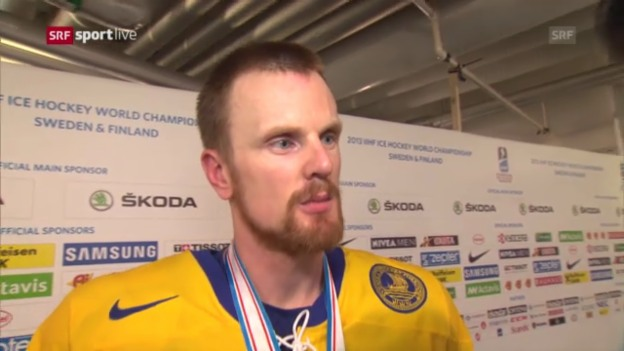 Video «Interview mit Daniel Sedin» abspielen