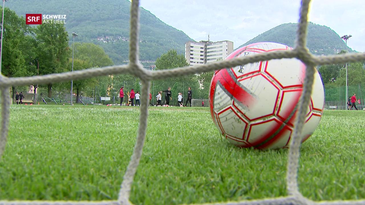 Trotz Tradition im Tessin – der Frauenfussball hat's schwer