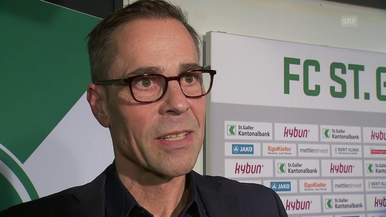 Matthias Hüppi: «Ich habe kaum geschlafen»
