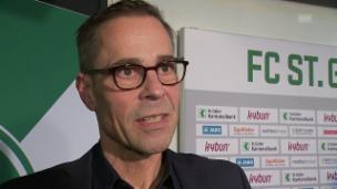 Video «Matthias Hüppi: «Ich habe kaum geschlafen»» abspielen