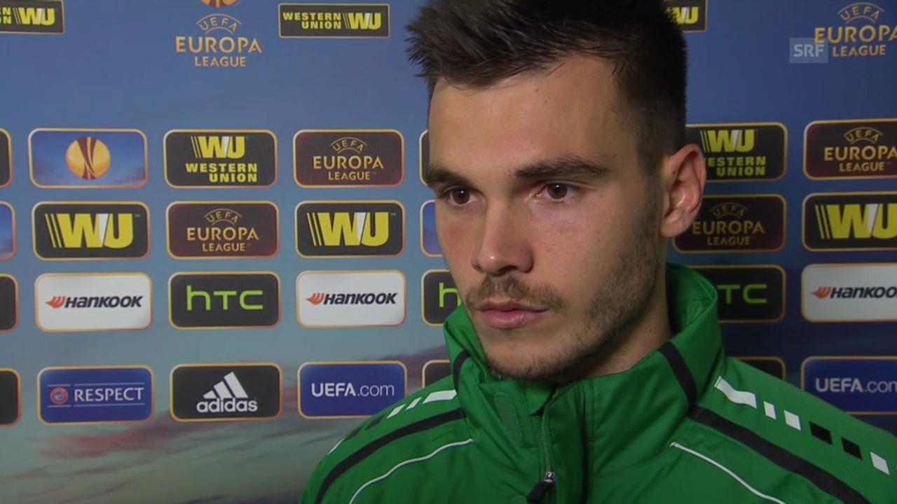 Interview mit Goran Karanovic