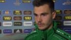 Video «Interview mit Goran Karanovic» abspielen