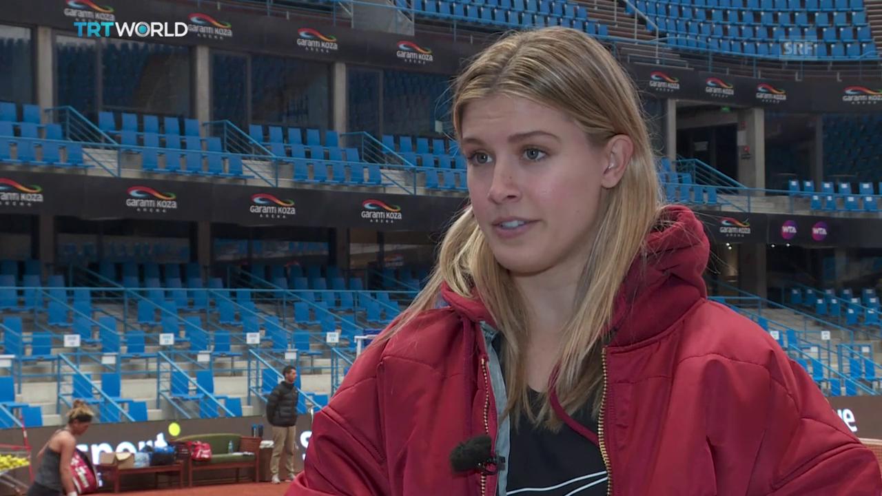 Bouchard kritisiert Scharapowa und WTA scharf (Quelle: SNTV)