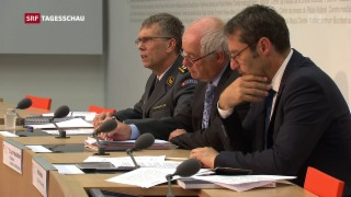 Video «Kauf neuer Kampfjets könnte bis zu 14 Milliarden Franken kosten» abspielen