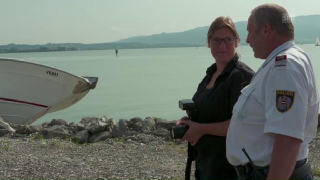 Video «Webexklusiv: Die Bodenseepolizei» abspielen