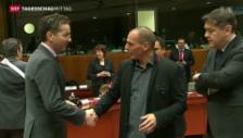 Video «Gedrückte Stimmung bei EU-Finanzministern» abspielen