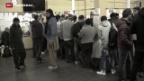 Video «Deutschland sucht nach Lösungen in der Flüchtlingskrise» abspielen