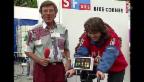 Video «1995: Ein immer wieder gern gesehener TV-Gast» abspielen