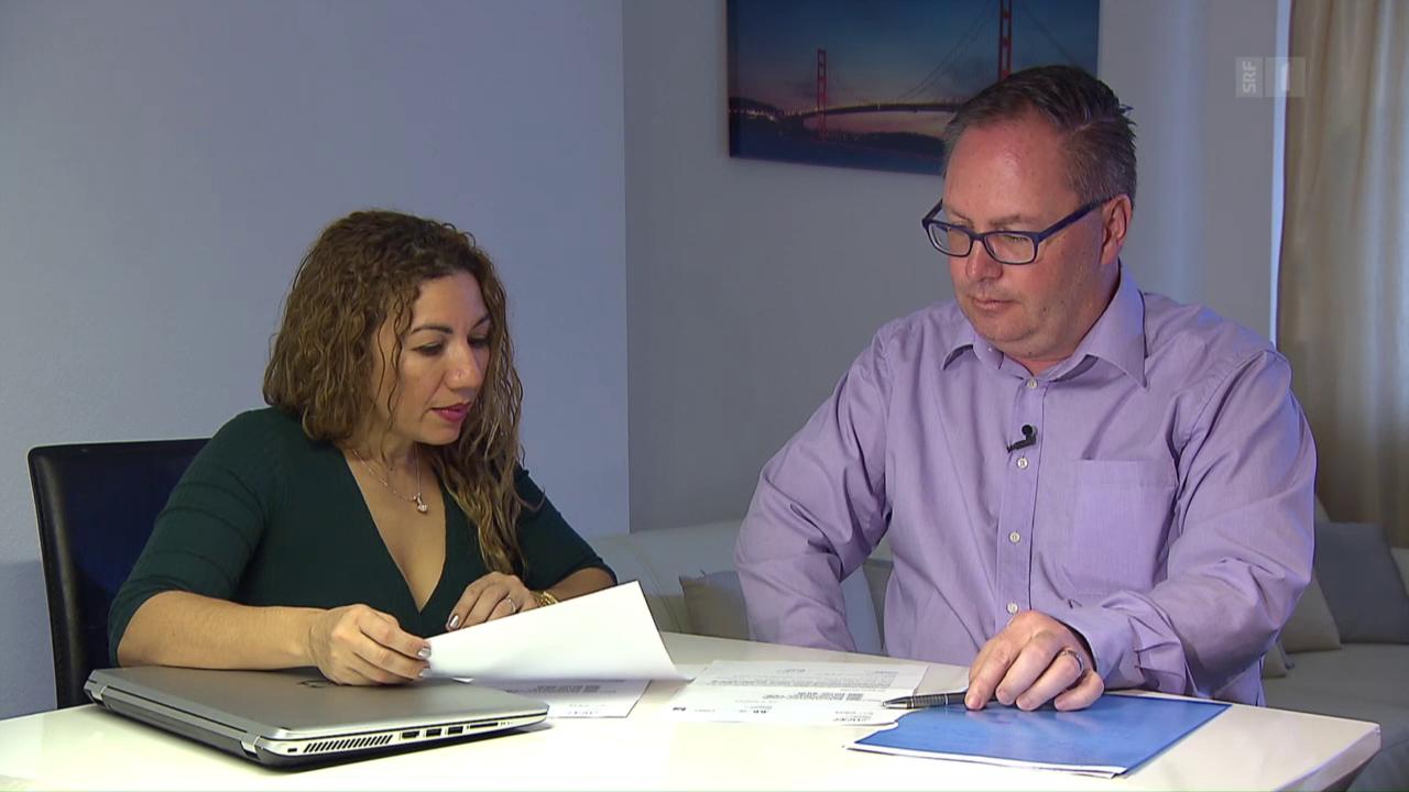 Nach Beratung: Viel mehr Zusatzversicherungen als bestellt