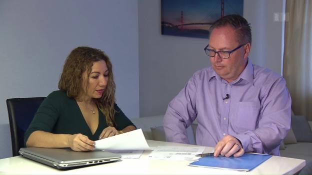 Video «Nach Beratung: Viel mehr Zusatzversicherungen als bestellt» abspielen