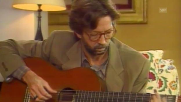 Video «Eric Claptons «Tears in Heaven»» abspielen