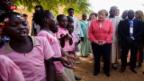 Video «Angela Merkel setzt neue Schwerpunkte» abspielen