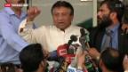 Video «Pervez Musharraf steht vor Gericht» abspielen
