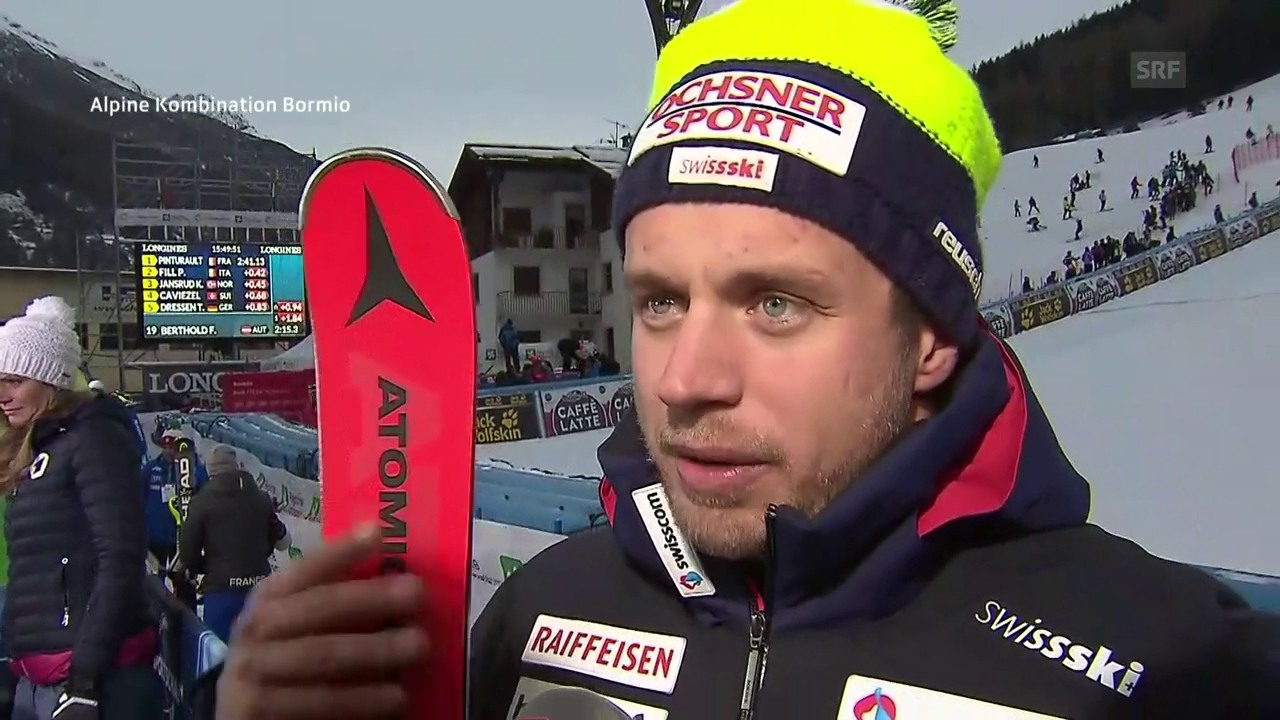 Mauro Caviezel:«Im Slalom wäre mehr möglich gewesen»