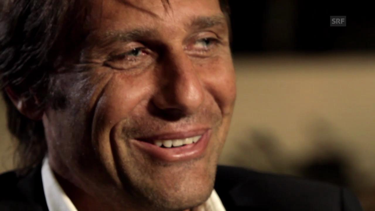 Antonio Conte im Porträt
