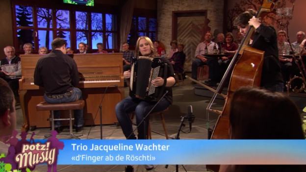 Video «Trio Jacqueline Wachter» abspielen