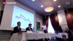 Video «Sozialversicherungen und Pensionskassen profitieren von der Börse» abspielen