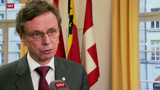Video «Schweiz aktuell vom 29.02.2016» abspielen