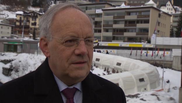 Video «Schneider-Ammann: «Ich will keine Lohnsenkungen»» abspielen