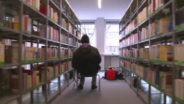 Video «Das Geschäft mit gekauften Arbeiten» abspielen