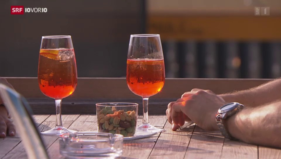 Kalorienangaben bei alkoholischen Getränken