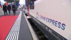 Video «Meilenstein für grenzüberschreitende S-Bahnstrecke in Genf» abspielen