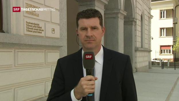 Video «Einschätzungen von Korrespondent Daniel Schäfer» abspielen