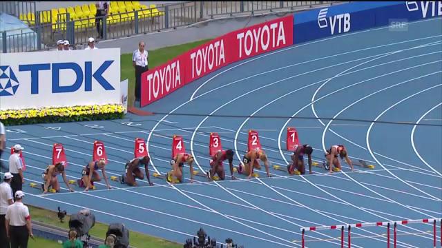 100-m-Hürden-Lauf von Ellen Sprunger