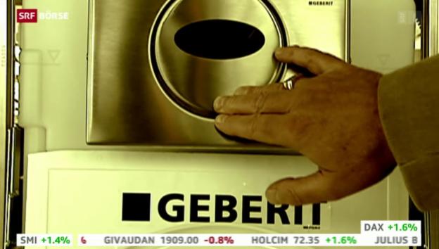 Video «SRF Börse vom 13.01.2015» abspielen