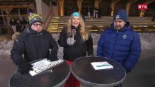 Laschar ir video «Intervista cun Oldrich Jindra (CDH Engiadina) e Gian-Marco Trivella (EHC San Murezzan)»