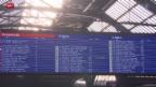 Video «So sieht der SBB-Fahrplanwechsel aus» abspielen