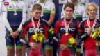 Video «Rad: WM in Ponferrada, BMC gewinnt Team-Zeitfahren» abspielen