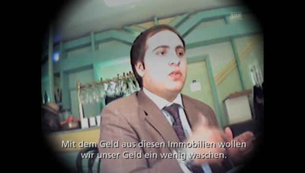 Video «2003: Betrüger versteckt gefilmt» abspielen