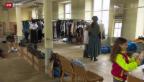 Video «Kostümprobe in Bauma» abspielen
