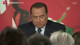 Video «Schicksalstag für Berlusconi» abspielen