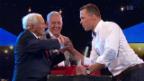 Video «Matthias Sempach überrascht Theodor (101)» abspielen