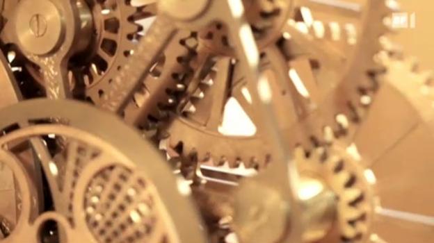 Video «Die langsamsten Uhren der Welt» abspielen