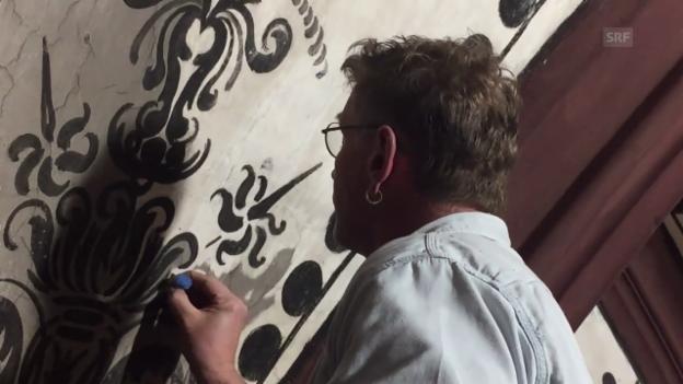 Video «Arbeiten am «Himmlischen Hof»» abspielen