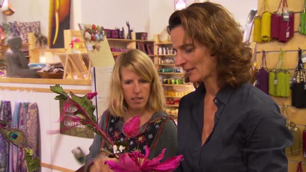 Video «Tina Habicht und Catherine Pümpin: Der Mut zum Risiko» abspielen
