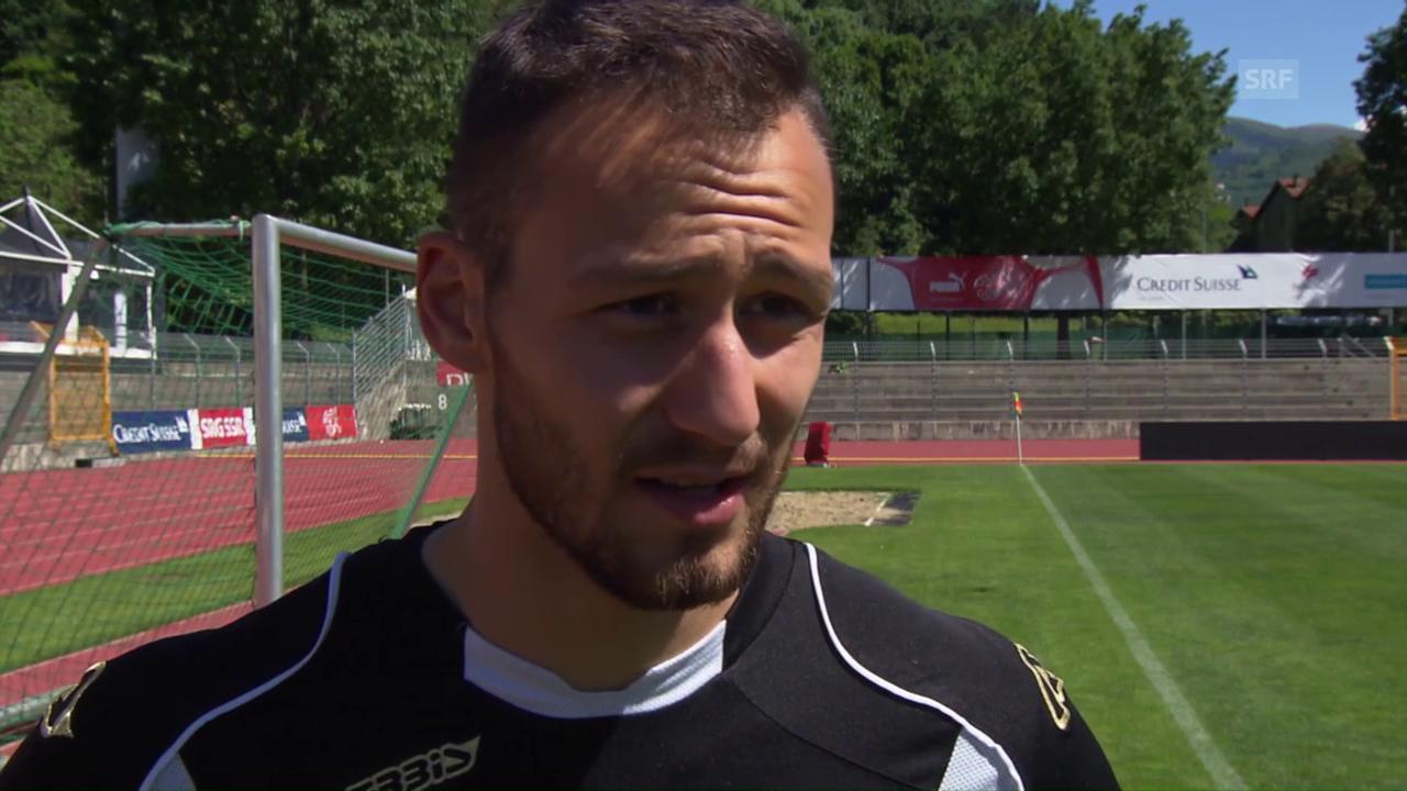 Mirko Salvi: «Wir wissen, dass beim FCSG alle Profis sind»