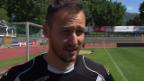 Video «Mirko Salvi: «Wir wissen, dass beim FCSG alle Profis sind»» abspielen