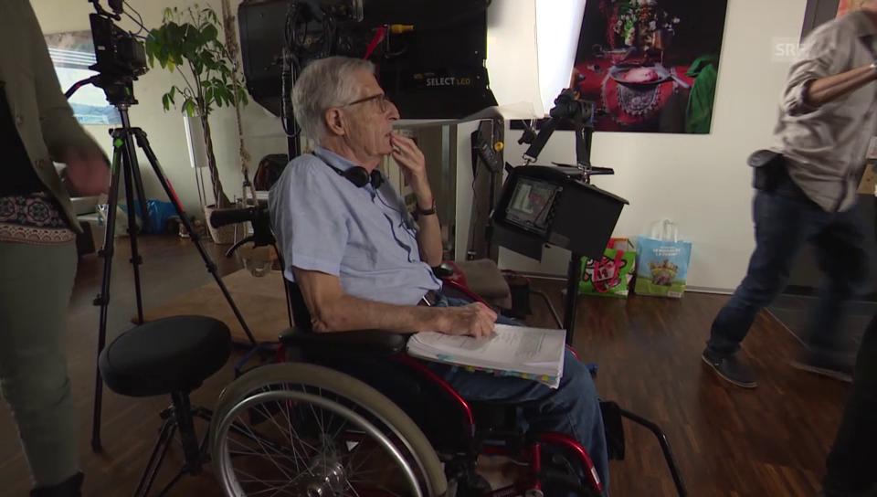 Rolf Lyssy über seinen Fahrradunfall
