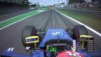 Video «56. Pole für Hamilton in Monza» abspielen