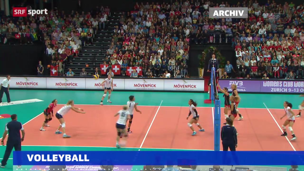 Volleyball: WM-Qualifikation («sportaktuell»)