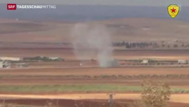Video «Türkei entscheidet über Militäreinsatz» abspielen