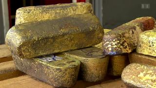 Video «Gold-Drehscheibe Schweiz» abspielen