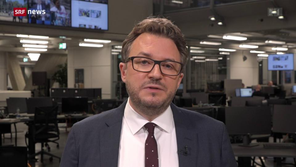 Einschätzungen von Sebastian Ramspeck zum Treffen der Topdiplomaten der USA und Chinas in Zürich