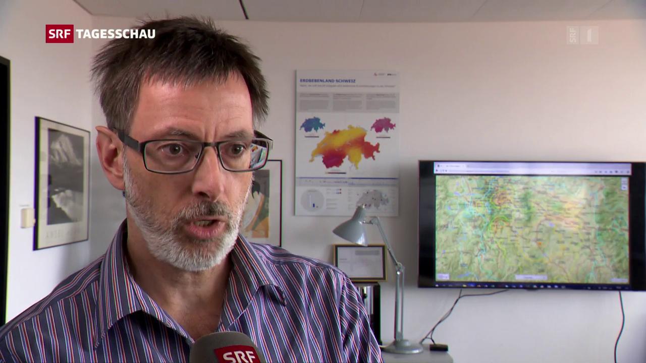 Florian Haslinger zum Erdbeben in Mexiko